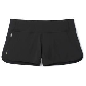 Smartwool Merino Sport Lined Shorts Women, zwart